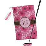 Gerbera Daisy Golf Towel Gift Set (Personalized)