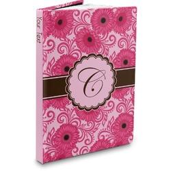 Gerbera Daisy Hardbound Journal (Personalized)