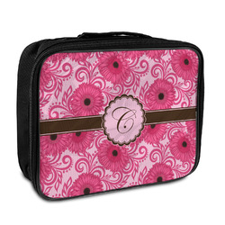 Gerbera Daisy Insulated Lunch Bag (Personalized)