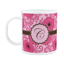 Gerbera Daisy Plastic Kids Mug (Personalized)