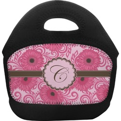 Gerbera Daisy Toddler Lunch Tote (Personalized)