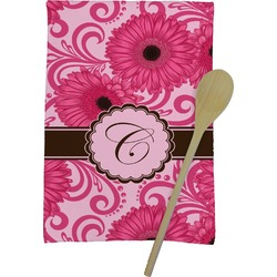 Gerbera Daisy Kitchen Towel - Full Print (Personalized)