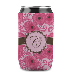 Gerbera Daisy Can Sleeve (12 oz) (Personalized)