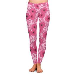 Gerbera Daisy Ladies Leggings (Personalized)
