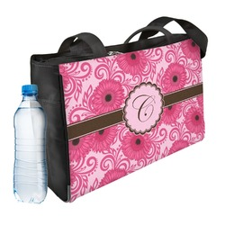 Gerbera Daisy Ladies Workout Bag (Personalized)