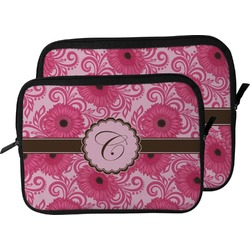 Gerbera Daisy Laptop Sleeve / Case (Personalized)