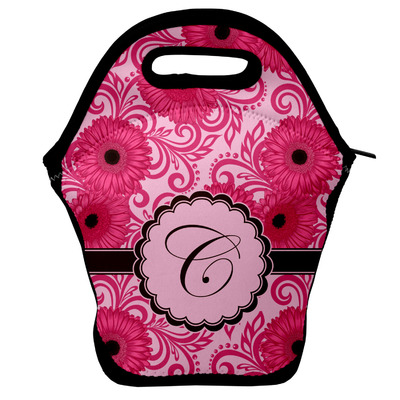 Gerbera Daisy Lunch Bag (Personalized)