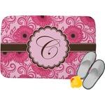 Gerbera Daisy Memory Foam Bath Mat (Personalized)