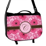 Gerbera Daisy Messenger Bag (Personalized)