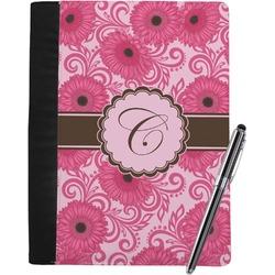 Gerbera Daisy Notebook Padfolio (Personalized)