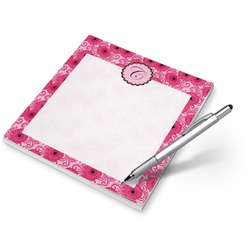Gerbera Daisy Notepad (Personalized)