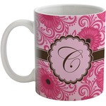 Gerbera Daisy Coffee Mug (Personalized)