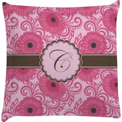 Gerbera Daisy Euro Sham Pillow Case (Personalized)