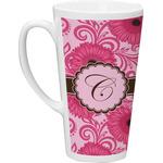 Gerbera Daisy Latte Mug (Personalized)