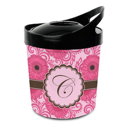 Gerbera Daisy Plastic Ice Bucket (Personalized)