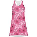 Gerbera Daisy Racerback Dress (Personalized)