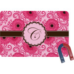 Gerbera Daisy Rectangular Fridge Magnet (Personalized)