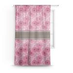 Gerbera Daisy Sheer Curtains (Personalized)