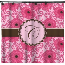 Gerbera Daisy Shower Curtain (Personalized)