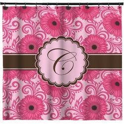 Gerbera Daisy Shower Curtain (Personalized)