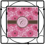 Gerbera Daisy Square Trivet (Personalized)