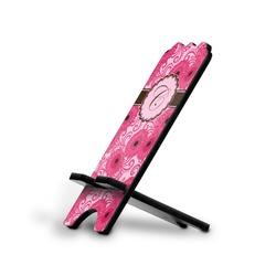 Gerbera Daisy Stylized Phone Stand (Personalized)