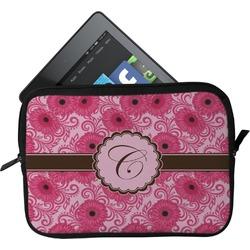 Gerbera Daisy Tablet Case / Sleeve (Personalized)