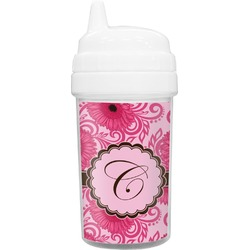 Gerbera Daisy Sippy Cup (Personalized)