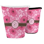 Gerbera Daisy Waste Basket (Personalized)