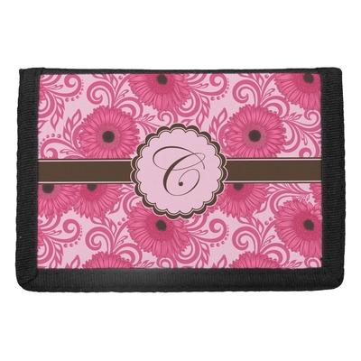 Gerbera Daisy Trifold Wallet (Personalized)