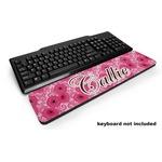 Gerbera Daisy Keyboard Wrist Rest (Personalized)