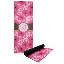 Gerbera Daisy Yoga Mat (Personalized)