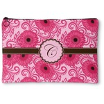 Gerbera Daisy Zipper Pouch (Personalized)