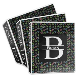 Video Game 3-Ring Binder (Personalized)