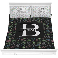 Video Game Comforters (Personalized)