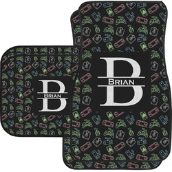 Video Game Car Floor Mats (Personalized)