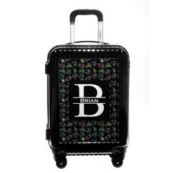 Video Game Carry On Hard Shell Suitcase (Personalized)