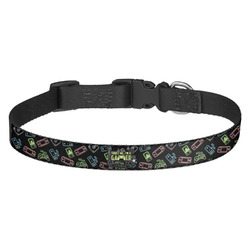 Video Game Dog Collar (Personalized)
