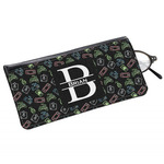 Video Game Genuine Leather Eyeglass Case (Personalized)