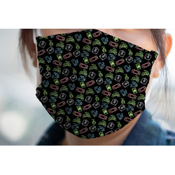Video Game Face Mask Cover (Personalized)