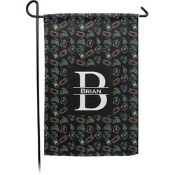 Video Game Garden Flag - Single or Double Sided (Personalized)