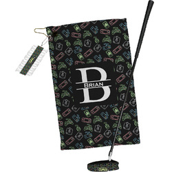 Video Game Golf Towel Gift Set (Personalized)