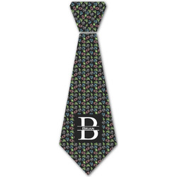 Video Game Iron On Tie - 4 Sizes (Personalized)