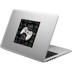 Video Game Laptop Decal (Personalized)