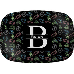 Video Game Melamine Platter (Personalized)