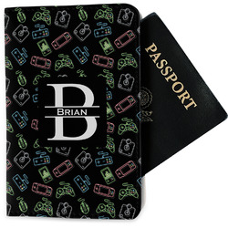 Video Game Passport Holder - Fabric (Personalized)