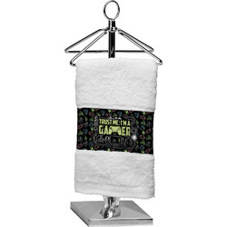 Video Game Cotton Finger Tip Towel (Personalized)