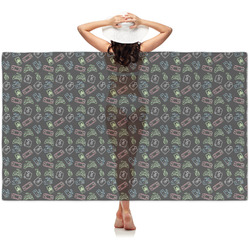 Video Game Sheer Sarong (Personalized)