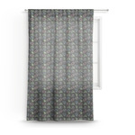 Video Game Sheer Curtains (Personalized)