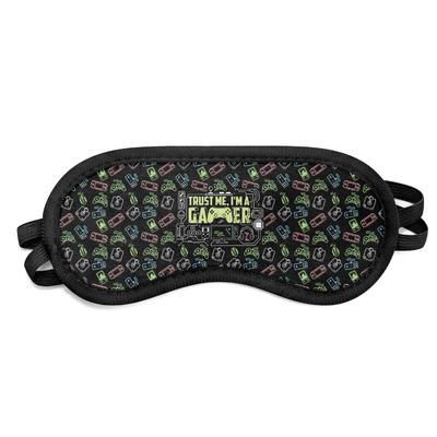 Video Game Sleeping Eye Mask (Personalized)